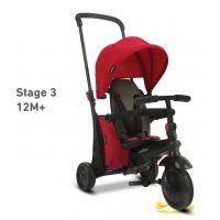 Smart Trike Trojkolka 7v1 400 červená TouchSteering 4