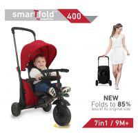 Smart Trike Trojkolka 7v1 400 červená TouchSteering 6