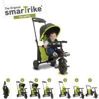 Smart Trike Trojkolka 7 v 1 Smartfold 500 zelená - Poškodený obal 2