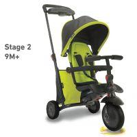 Smart Trike Trojkolka 7 v 1 Smartfold 500 zelená - Poškodený obal 3
