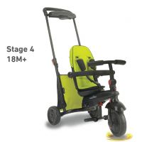 Smart Trike Trojkolka 7 v 1 Smartfold 500 zelená - Poškodený obal 5