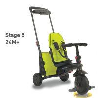 Smart Trike Trojkolka 7 v 1 Smartfold 500 zelená - Poškodený obal 6