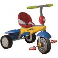Smart Trike Trojkolka Breeze GL žlto-červeno-modrá 2