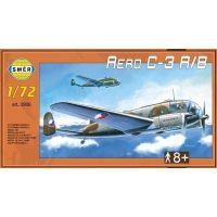 Model Aero C 3 A B 29 5x16 6cm 1:72