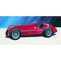 Směr Model auta 1:24 Alfa Romeo 159 Alfetta 1950