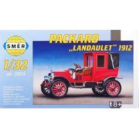 Směr Model autá Packard Landaulet 1912 1:32 2