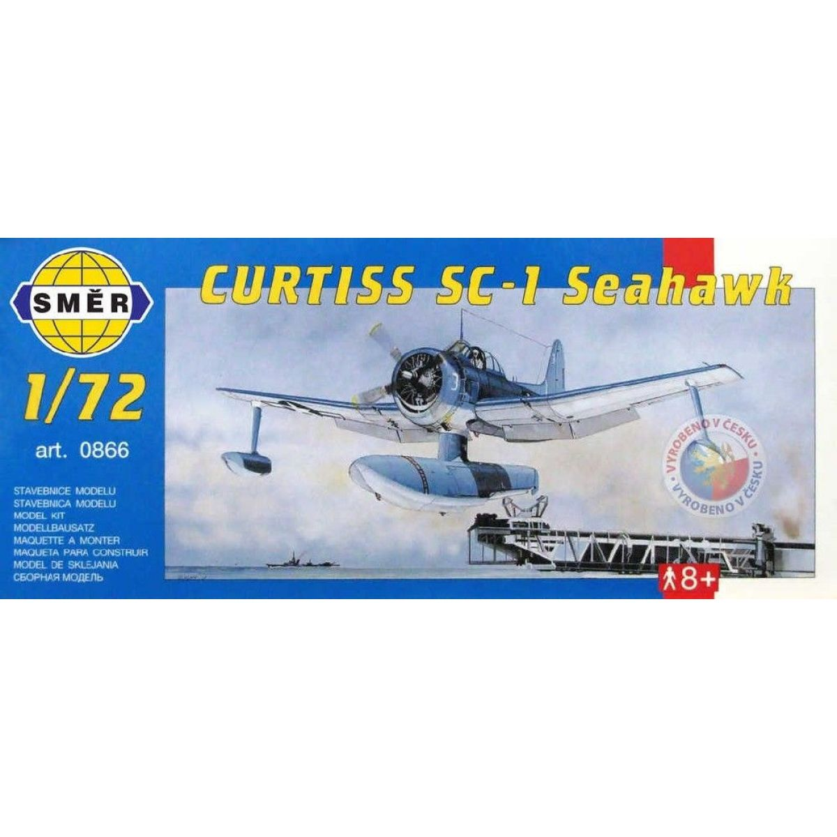Smer Model Curtiss SC-1 Seahawk