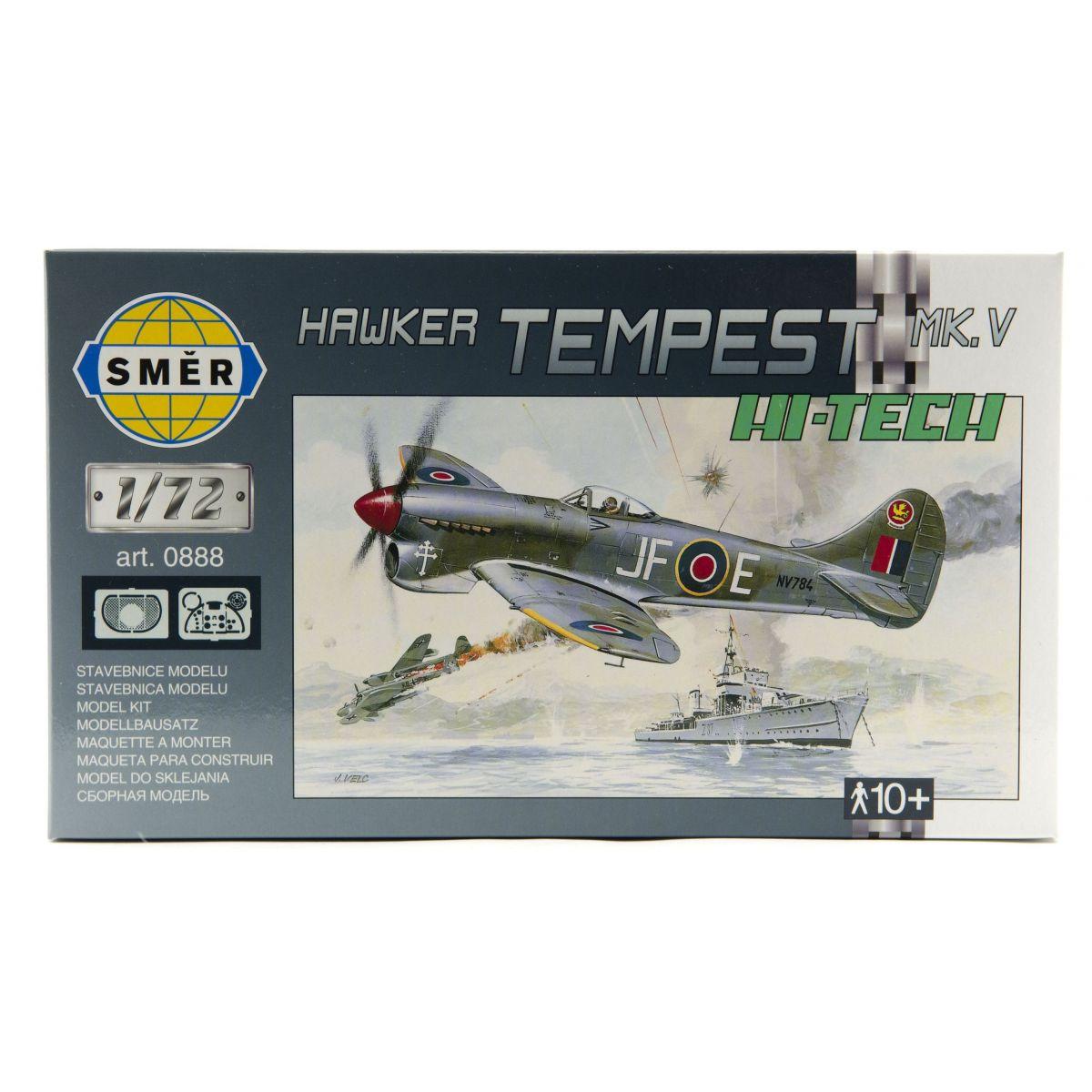 Smer Model Hawker Tempest Mk.V HI TECH 1:72