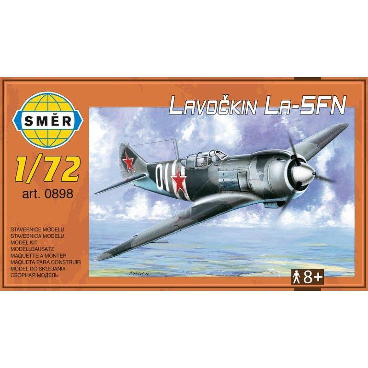 Smer Model Lavočkin La-5FN 1:72