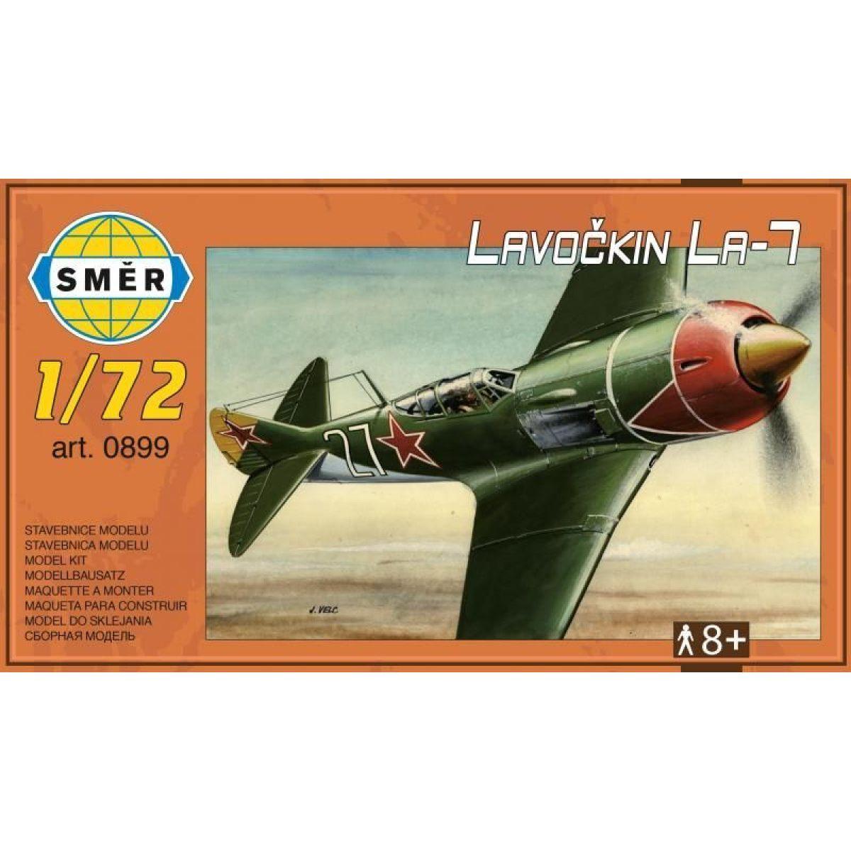 Smer Model Lavočkin La-7 1:72