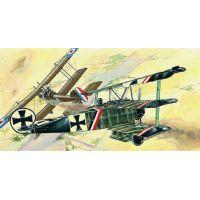 Směr Model lietadlo Fokker Dr.1 1:44