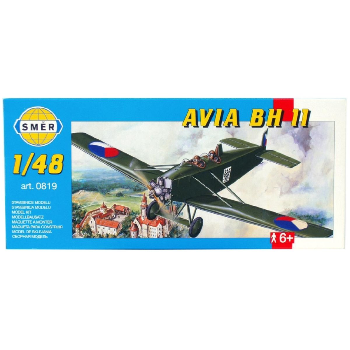Smer Model Avia BH 11