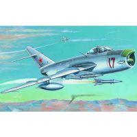 Směr MIG-17 PF-PFU Modely lietadiel