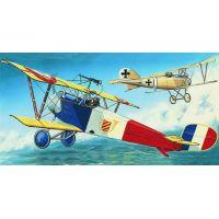 Směr Letadlo Nieuport 11 16 Bebe