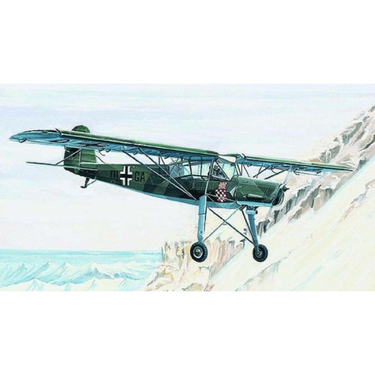 Model Fieseler FI-156 Storch