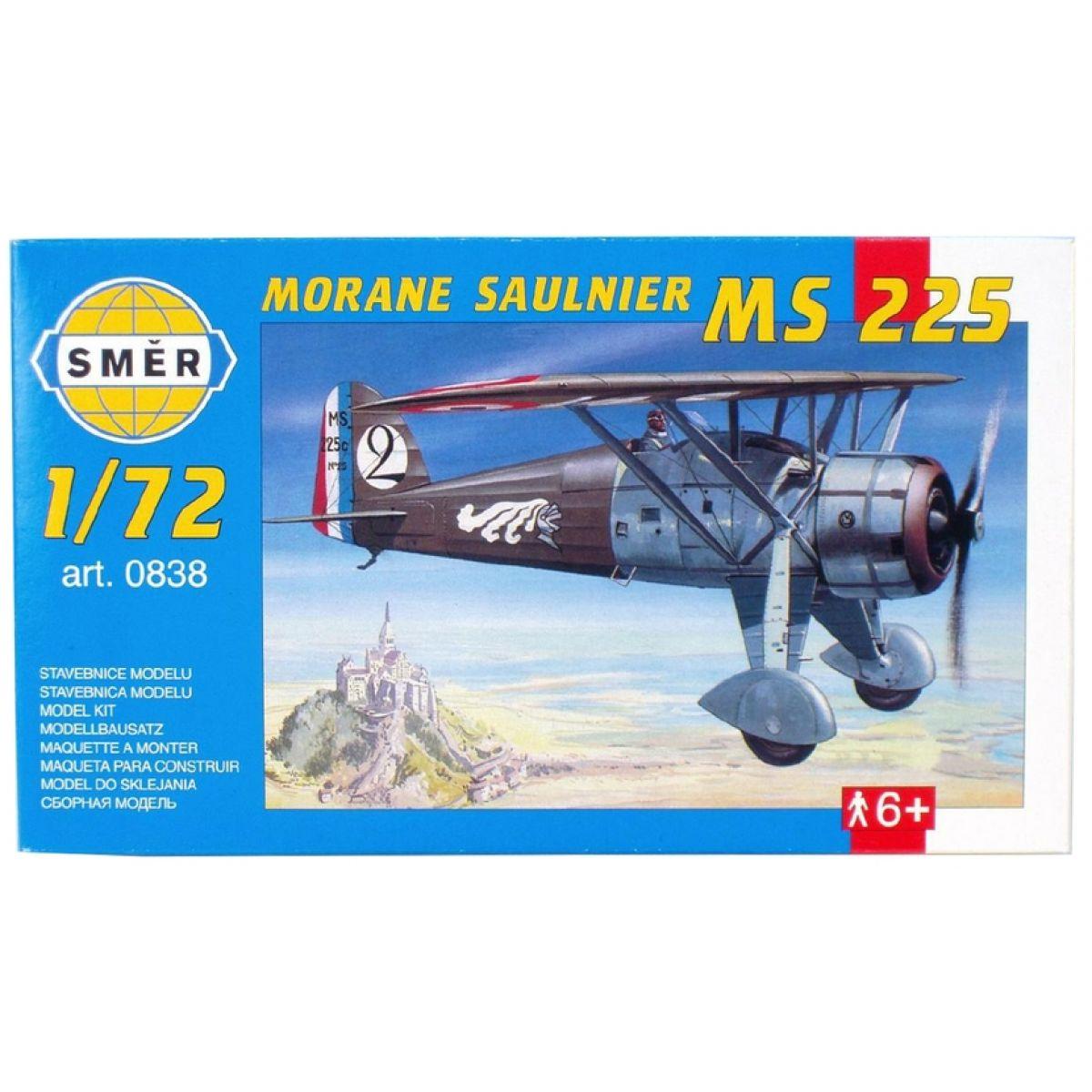 Smer Model Morane Saulnier MS 225