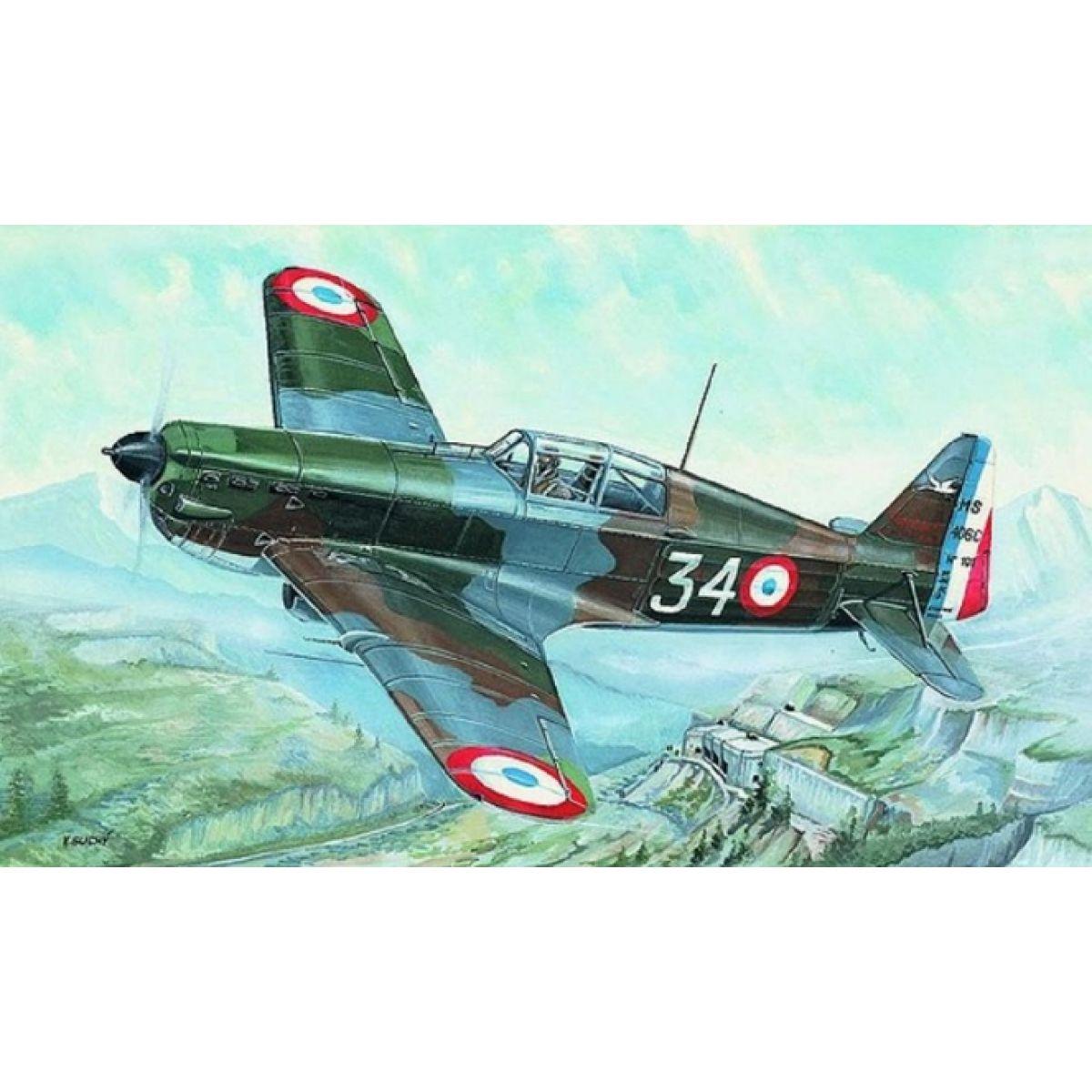 Smer Model Morane Saulnier MS 406