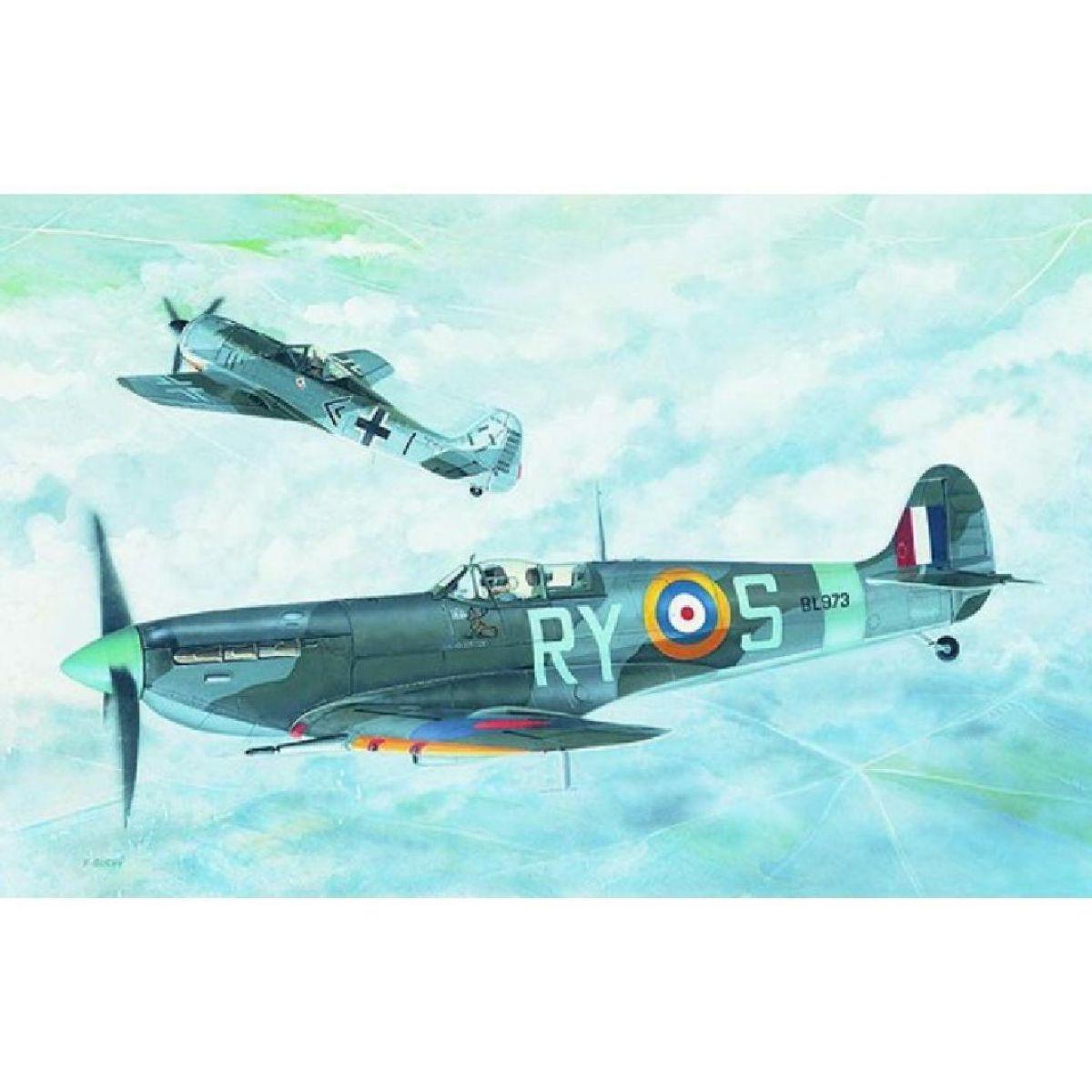 Smer Supermarine Spitfire Mk.Vb