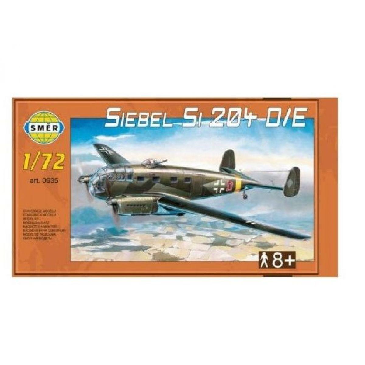 Smer Model Siebel Si 204 DE 1:72