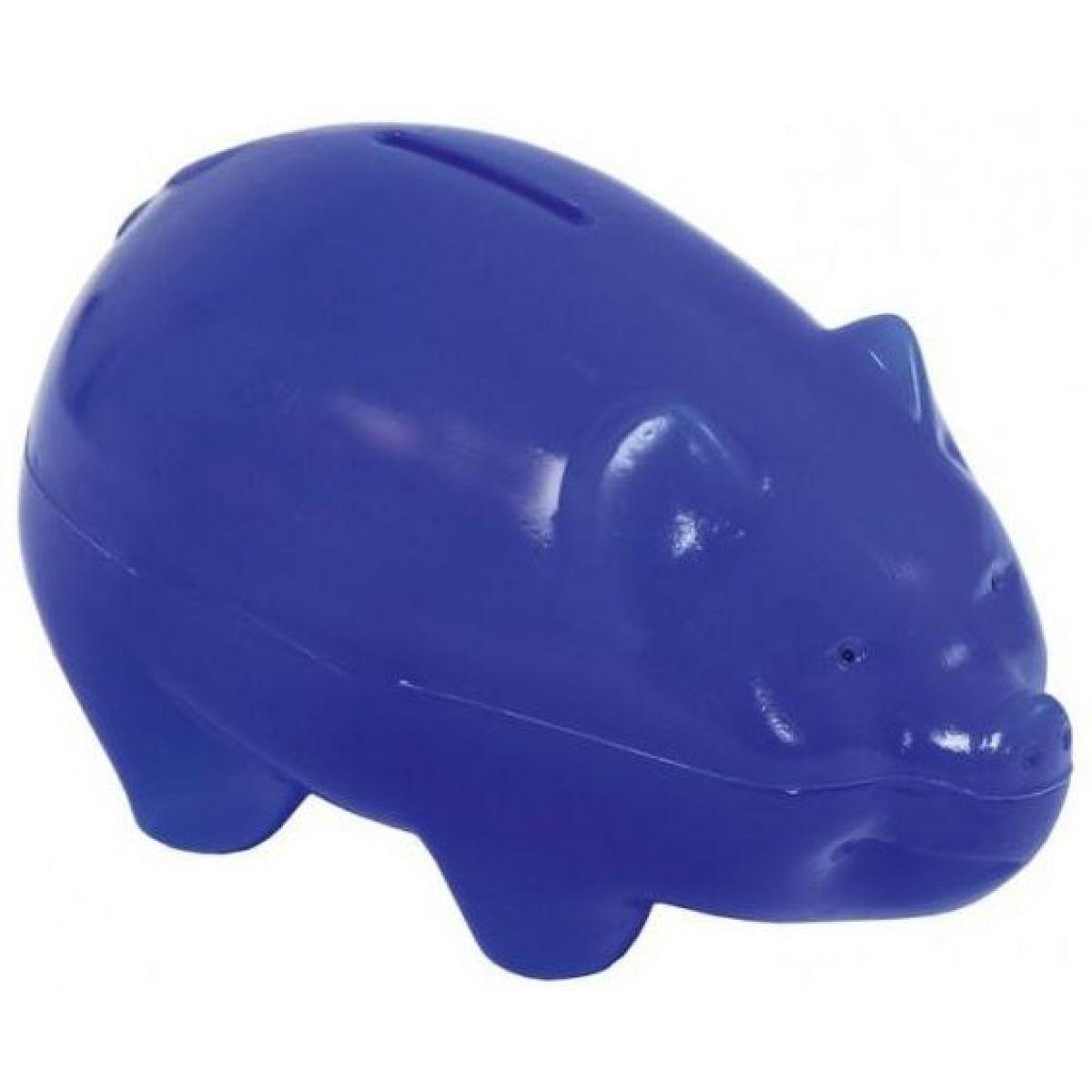 Směr Pokladnička Prasiatko modrá