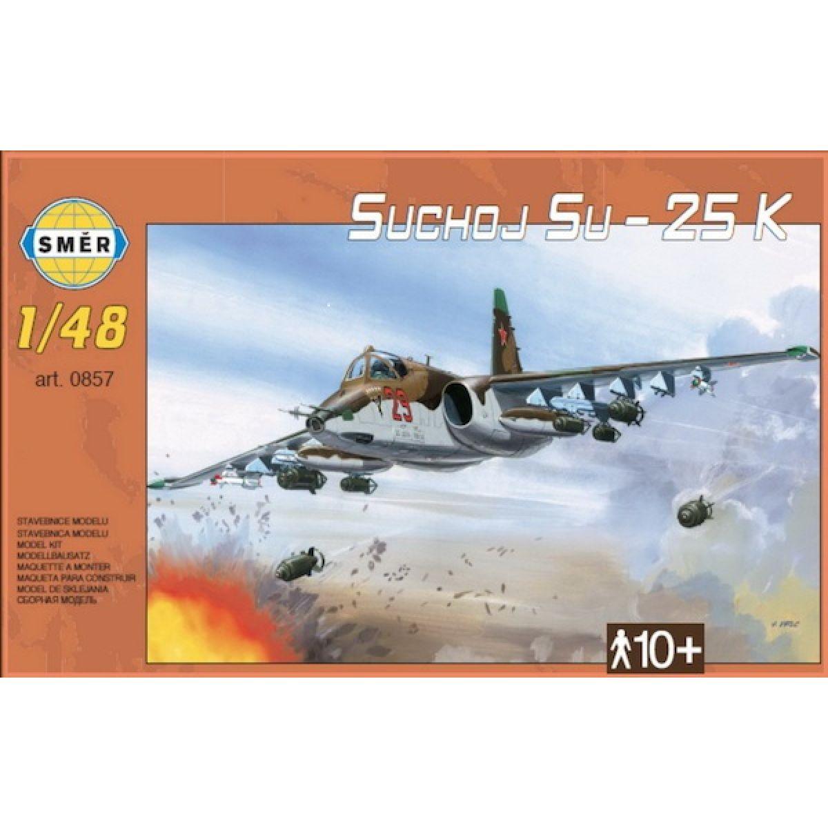 Smer Suchoj SU-25 K