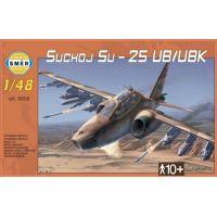 Smer Suchoj SU-25 UB UBK