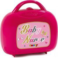 Smoby Prebaľovací set pre bábiku Baby Nurse Zlatá edícia v kufríku 3