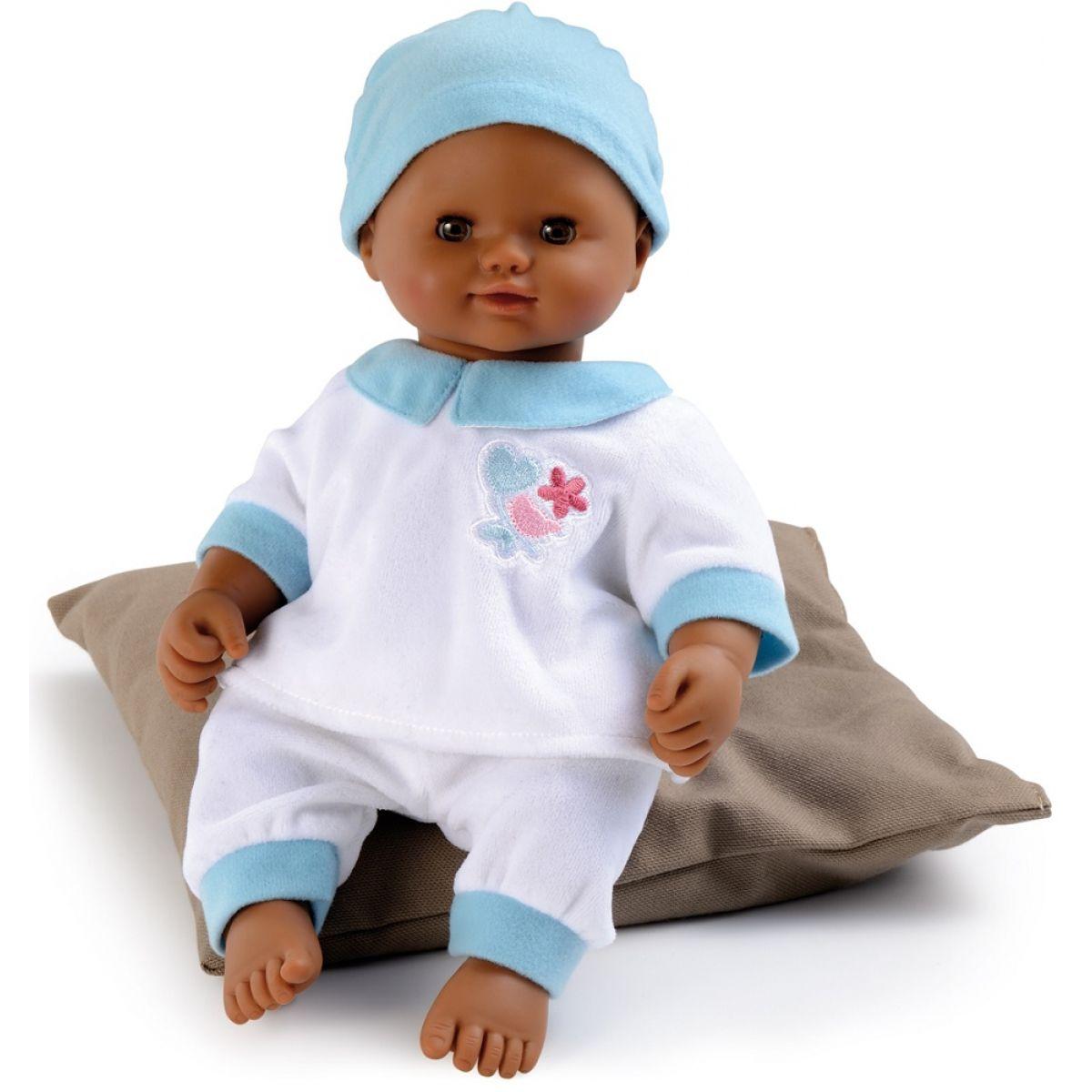Smoby Baby Nurse Bábika s tmavou pleťou 32cm