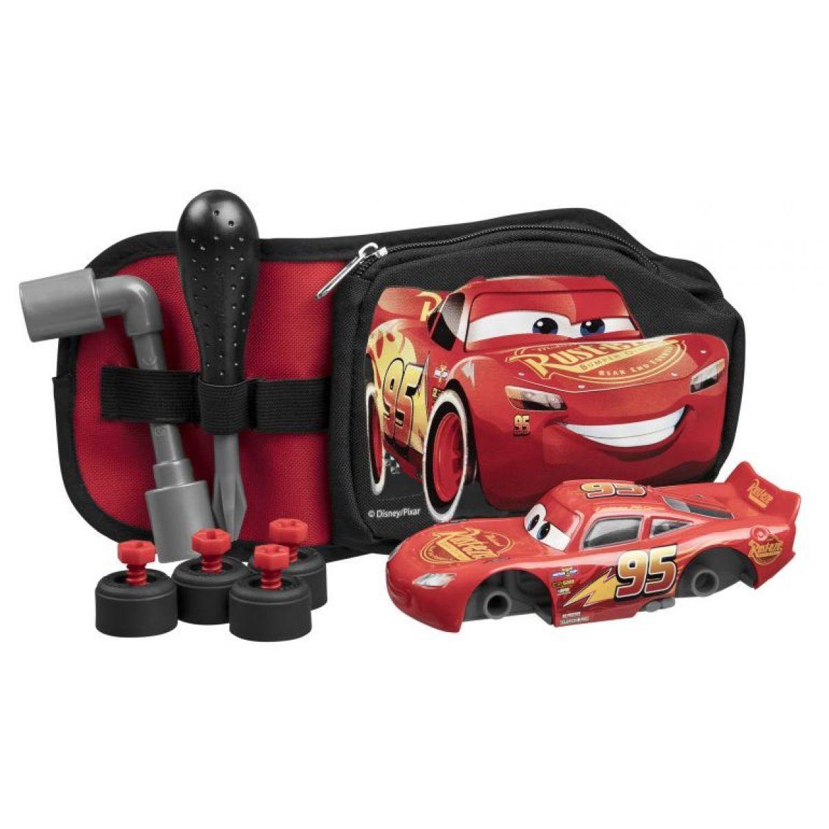 Smoby Cars 3 Sada nářadí s autem - opasek - Poškodený obal