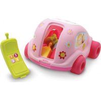 Smoby autíčko Chrobáčik Cotoons pre najmenších 211118 ružové 2