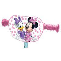 Smoby Disney Minnie Kolobežka 3 kolieska trblietavý efekt 3