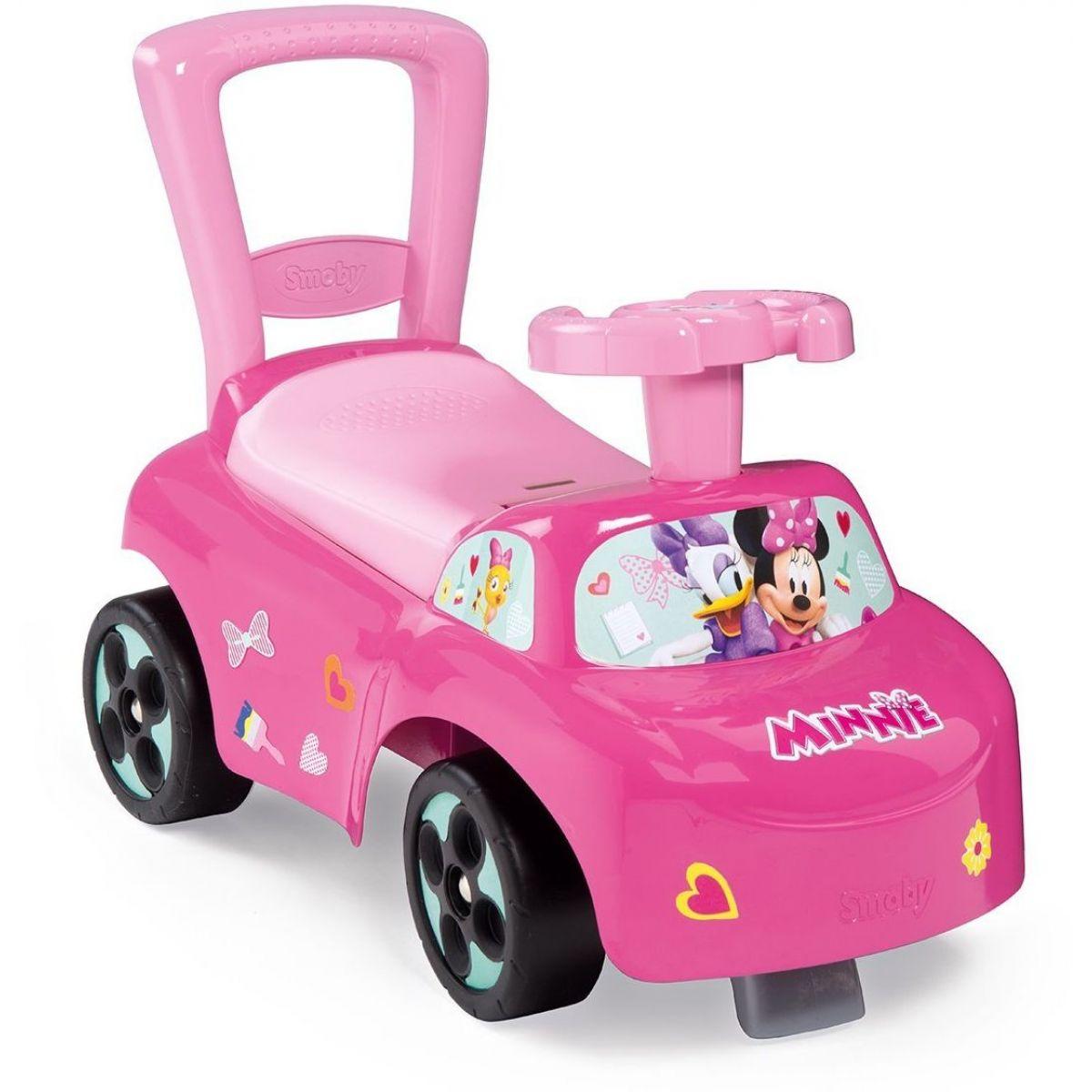 Smoby Disney Odrážadlo Auto Minnie