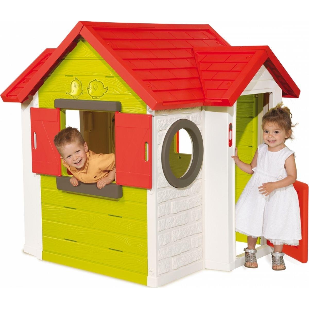 Smoby Domček My House 810402