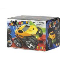 Smoby Flextreme Žlté pretekárske auto 4