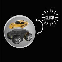 Smoby Flextreme Žlté pretekárske auto 3