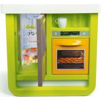 Smoby Kuchynka Bon Appetit Cherry zeleno-žltá elektronická 4