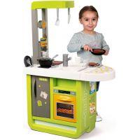 Smoby Kuchynka Bon Appetit Cherry zeleno-žltá elektronická 2