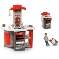 Smoby Kuchynka Tefal skladacia elektronická, červená