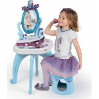 Smoby Ľadové kráľovstvo 2 Toaletný stolík so stoličkou 2v1 2