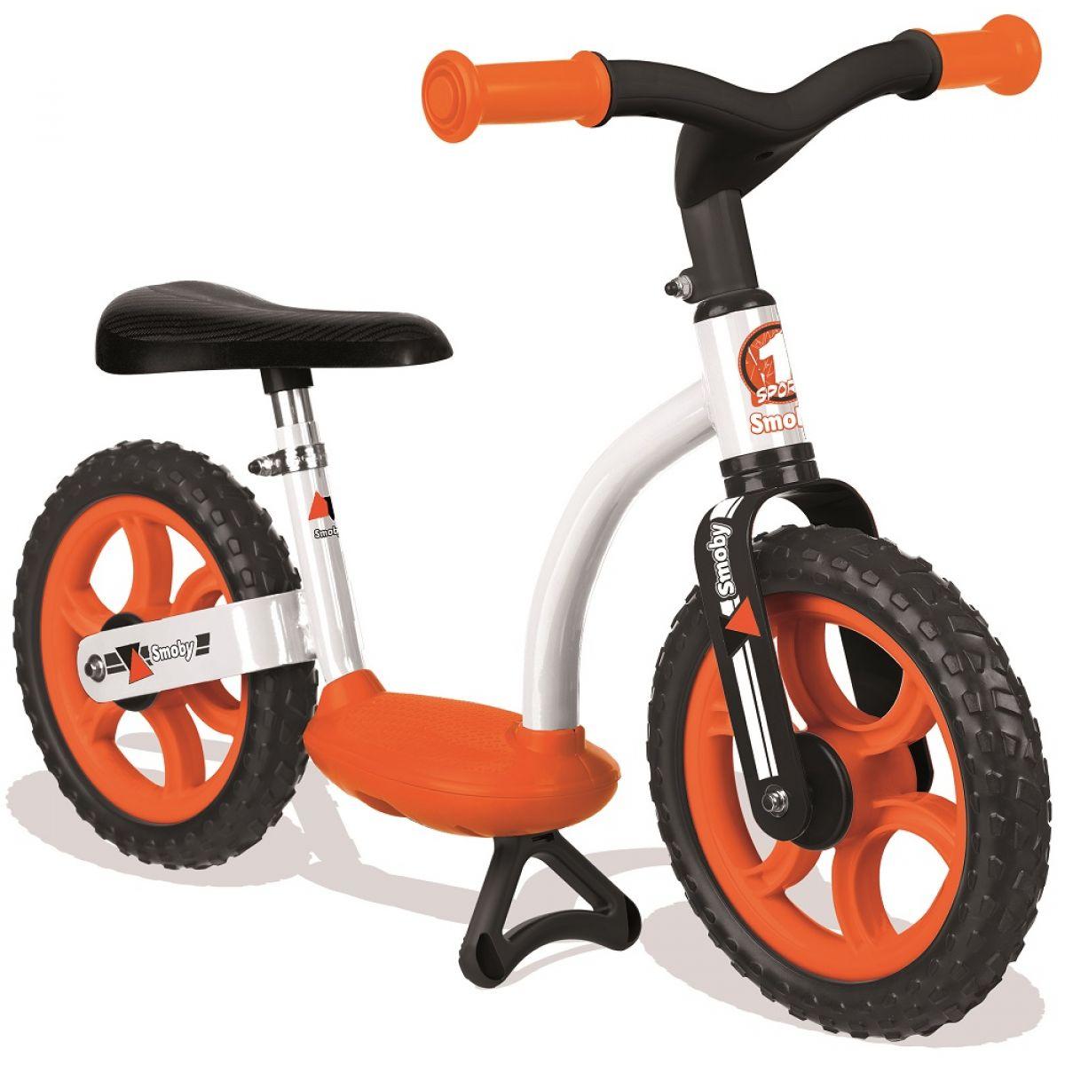 Smoby Odrážadlo Bicykel oranžový