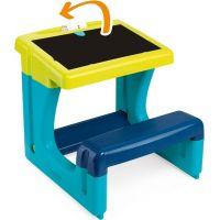 Smoby školská lavica s tabuľou modrá 5