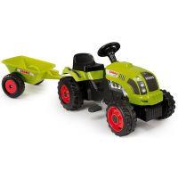 Smoby Šliapací traktor Class s vozíkom