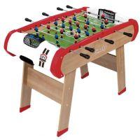 Smoby Stolný drevený futbalový stôl Powerplay 4v1 2