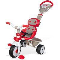 SMOBY 434208 červená trojkolka Baby Driver Confort - Poškozen obal 3