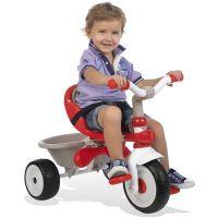 SMOBY 434208 červená trojkolka Baby Driver Confort - Poškozen obal 4