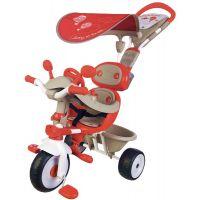 SMOBY 434208 červená trojkolka Baby Driver Confort
