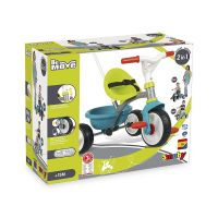 Smoby Trojkolka Be Move modrá 740326 4