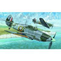 Směr Model lietadla 1:72 Hawker Hurricane MK.IIc