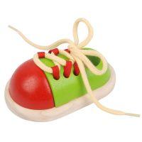 Plan Toys Šnurovacie topánka
