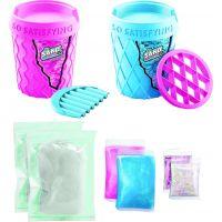 So Sand čarovný piesok 2pack fialový s modrým 5